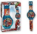 Kids Euroswan - Marvel MV16088 Reloj Jumbo Avengers