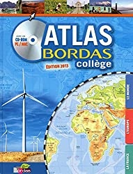 ATLAS BORDAS COLLEGE + CD - GP