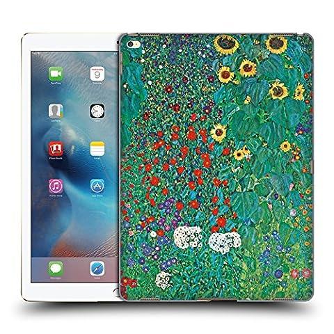 Officiel Masters Collection Farm Garden With Sunflowers Peintures 2 Étui Coque D'Arrière Rigide Pour Apple iPad Pro 12.9
