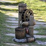 Köhko Springbrunnen Bautzen Wasserspiel Brunnen für Außen und Innen 13005