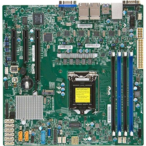 Server MB Super Micro MBD-X11SSH-LN4F-O