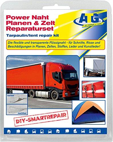 Preisvergleich Produktbild ATG Power Naht Planen - Zelt Reparaturset für LKW, Zelte, PKW, Anhängerplanen, PVC Planen, G024