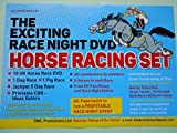 61bio%2BNXe0L. SL160  BEST BUY #1THE EXCITING BOXED RACE NIGHT FUNDRAISING DVD SET   9 UK HORSE RACES/3 DOG RACES/ 1 FUN PIG RACE   ADD SOMETHING EXTRA TO YOUR EVENT / tickets/paperwork   THE COMPLETE SET   ITS GOT ALL YOU NEED TO PUT ON YOUR RACE NIGHT!!AND PRINTABLE CDR CONTAINING LOTS OF RACE NIGHT IDEAS price Reviews uk