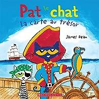 Pat le chat : La carte au trésor par James Dean