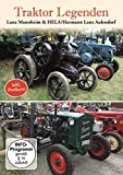 Traktor Legenden - Lanz Mannheim & HELA/Hermann Lanz Aulendorf  (incl. Postkarte) [Alemania] [DVD]