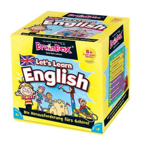 Unbekannt 2094952 BrainBox-Let's Learn English (D)