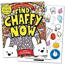 By Jamie Smart - Find Chaffy Now