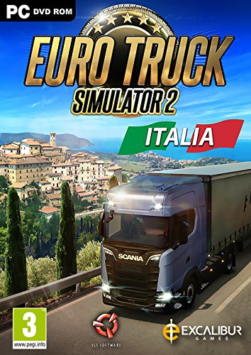 Euro Truck Simulator 2: Italia Add On  (PC)