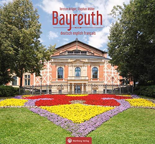 Bayreuth: Farbbildband (deutsch, englisch, französisch)