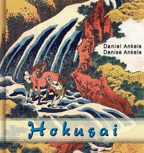 Katsushika Hokusai (Français) - 215+ des Peintures et des woodblock estampes par Denise Ankele