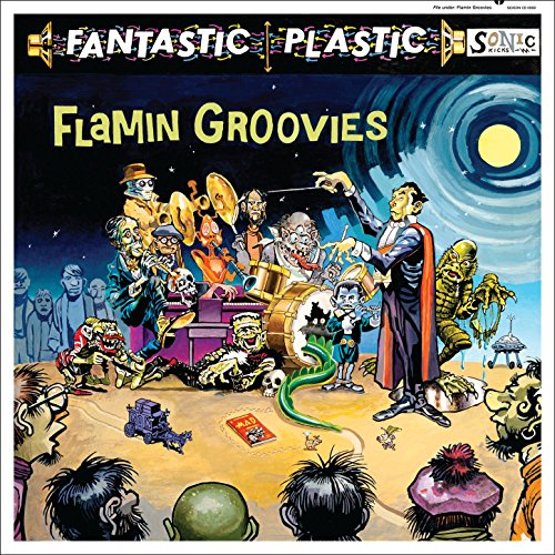Cover Flamin' Groovies 2017
