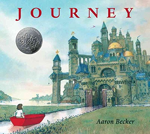 Portada del libro [Journey] (By: Aaron Becker) [published: October, 2013]