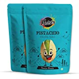 Molsi's Blissfully Salted Pistachios, 400g (200g x 2)
