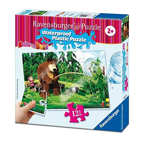 Ravensburger 05605 - plastic puzzle masha e orso
