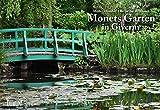 Monets Garten in Giverny 2018 - Broschürenkalender - Wandkalender - mit Schulferienterminen - Format 42 x 29 cm -