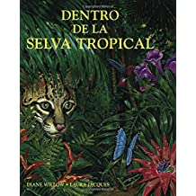 Dentro De La Selva Tropical / at Home in the Rain Forest (Spanish Books)