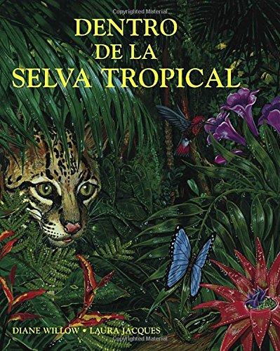 Dentro de la selva tropical par Diane Willow