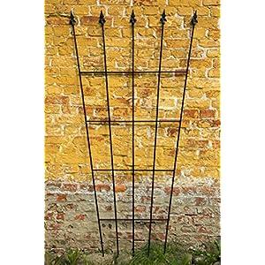 Rankhilfe Metall 200cm Dein Garten Shop24