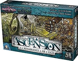 Asmodee - Asc03 - Jeu De Plateau - Ascension - La Renaissance De Vigil