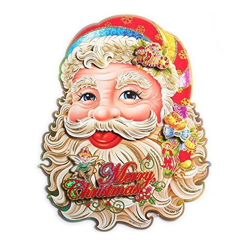 ufengke-merry-christmas-floccaggio-babbo-natale-capo-piccolo-angelo-3d-adesivi-murali-adesivi-da-par