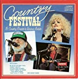 Warwick Country Festival - 16 Country Greats (1987)