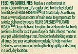 Greenies Feline Zahn Leckereien Geschmack Fusion Fisch Und Thunfisch Katzen Treats 2,5 Unzen -
