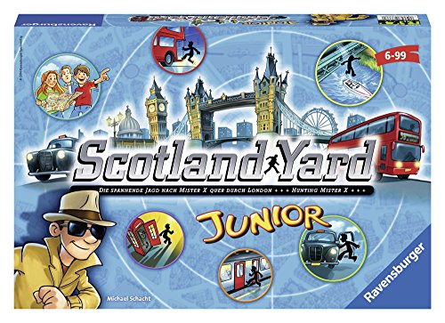 (Ravensburger 22289 - Scotland Yard Junior)