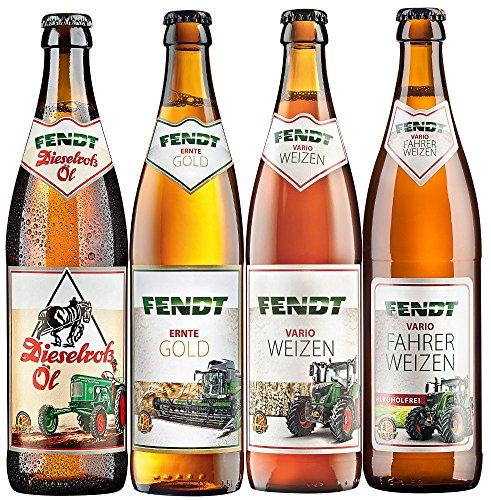 Fendt Bier Mischkarton - 20 Fendt Biere in einem Karton