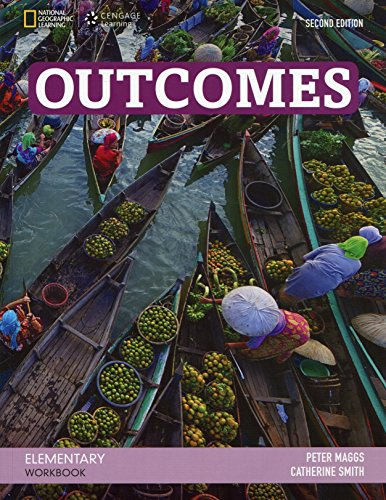 OUTCOMES ELEMENTARY: WORKBOOK AND CD