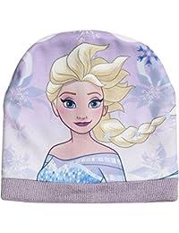 Bonnet fille Reine des neiges - Personnage Elsa (Coutures Roses) ff079555799
