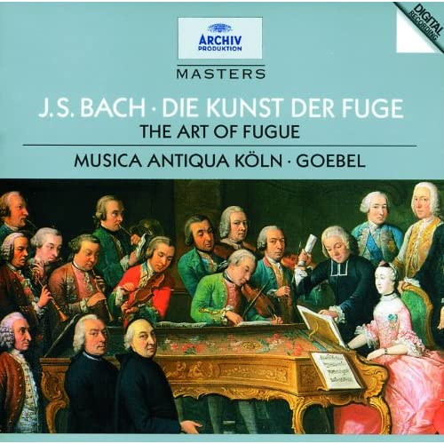 J.S. Bach: The Art Of Fugue, BWV 1080 - Contrapunctus 8 a 3