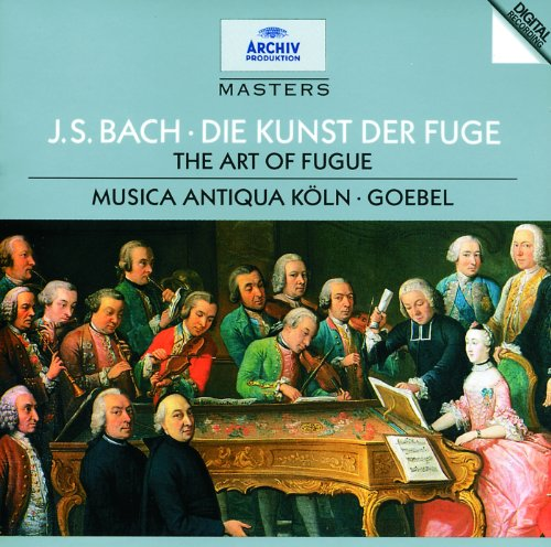 J.S. Bach: The Art Of Fugue, B...