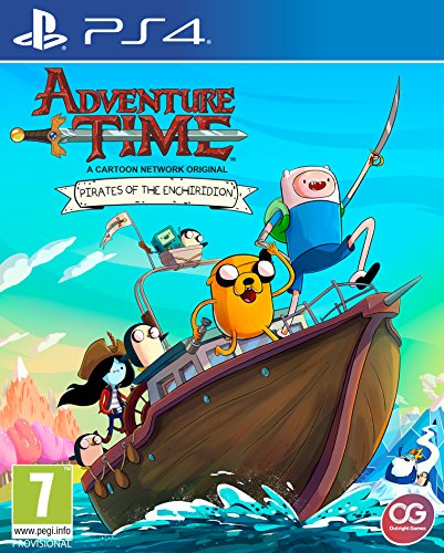 Adventure Time: Pirates of the Enchiridion (PS4) Best Price and Cheapest