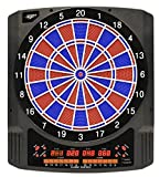 Dartboard Premium Electronic with 6 LED displays. 1-8 Players