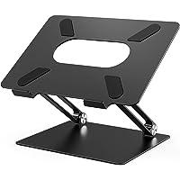 Support Ordinateur Portable Réglable,POVO Support PC Multi-Angle pour le refroidissement de Laptop,Support Ergonomique…