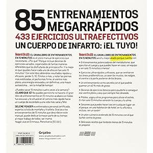 El gran libro de entrenamientos en 15 minutos (DEPORTES Y NATURALEZA)