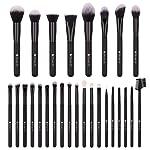 DUcare Makeup Brushes 27Pcs Professional Makeup Brush Set Premium Synthetic Goat Pony Hair Kabuki Foundation Blending...
