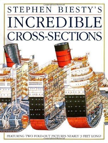 Stephen Biesty's Incredible Cross-Sections by Richard Platt (1992) Hardcover by Richard Platt (January 19,1800)