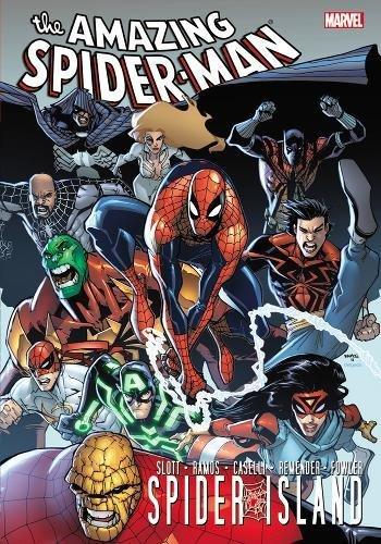 Spider-Man: Spider-man: Spider-island Spider-Island