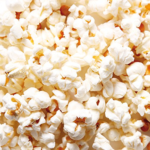 Apple iPhone 4 Housse Étui Silicone Coque Protection Popcorn Cinéma Popcorn Sac Downflip noir