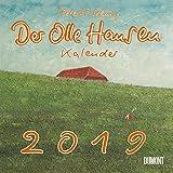 Der olle Hansen - Kalender 2019 - DuMont-Verlag - Broschurkalender mit Platz zum Eintragen - 30 cm x 30 cm (offen 30 cm x 60 cm)