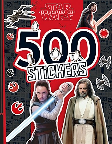 STAR WARS - 500 stickers