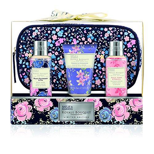 Baylis & Harding Royale Bouquet Midnight Luxury Bag Set, 1 Stück