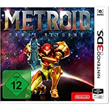 Metroid Samus Returns - [3DS]