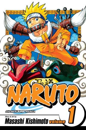 Naruto, Vol. 1: Uzumaki Naruto (Naruto Graphic Novel) (English Edition)