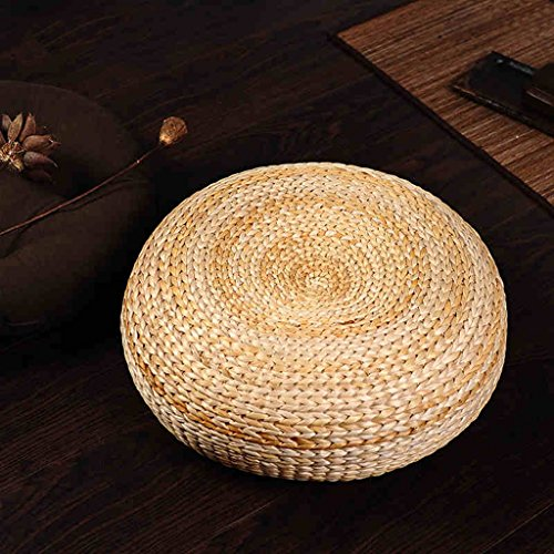 chinese-style-piers-hand-rattan-straw-small-stool-tatami-coffee-table-stool-thick-futon
