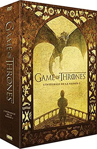 Game of Thrones (Le Trône de Fer) - Saison 5