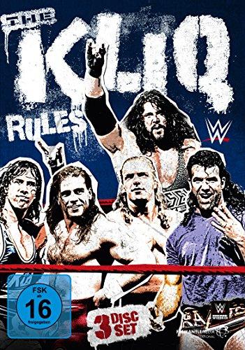WWE - The Kliq Rules [3 DVDs] (Wrestling Dvds Wwe)