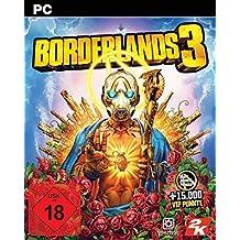 Borderlands 3 - Code in der Box mit 15.000 VIP Punkten (exklusiv bei Amazon.de) - [PC]