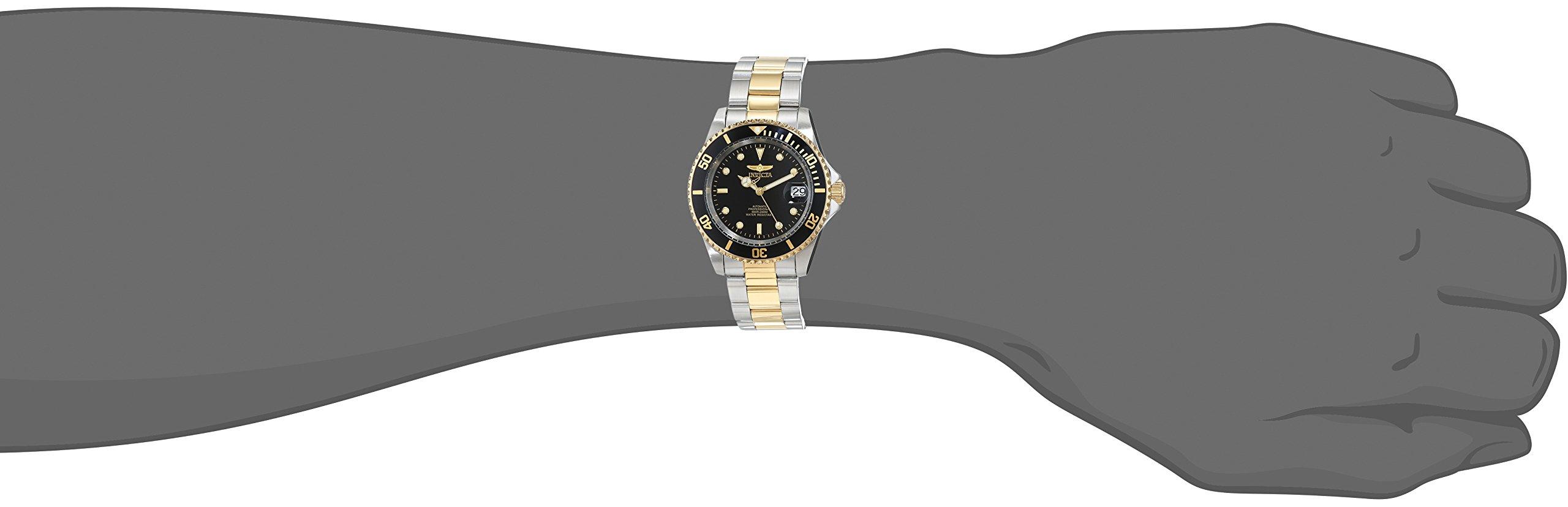 Invicta Pro-Diver Analog Black Dial Men's Watch-8927OB